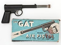 The Gat Air Pistol