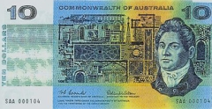 Australian_$10_note_paper_front