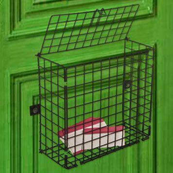 Door cage